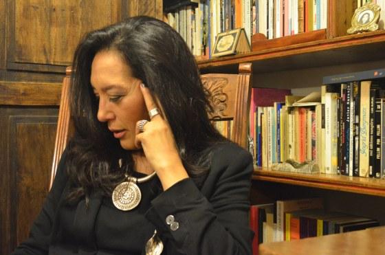 Yirama Castaño  (Fotografía Sandra Escobar)